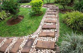 Những lưu ý khi sử dụng sỏi trang trí sân vườn bạn cần biết
