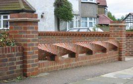 Cách chọn gạch ốp cổng rào – Giá gạch ốp hàng rào