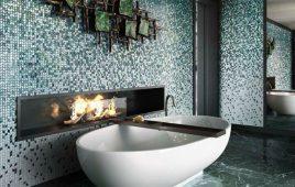 50 Mẫu gạch mosaic ốp phòng tắm đẹp sang trọng hiện đại ưa chuộng nhất hiện nay