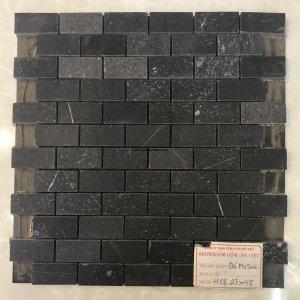 Mosaic đá chữ nhật 14