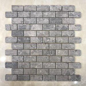 Mosaic đá chữ nhật 16