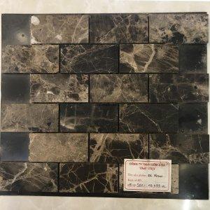 Mosaic đá chữ nhật 21