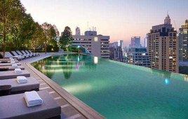 05 Tiêu chuẩn thiết kế bể bơi khách sạn sang trọng cao cấp