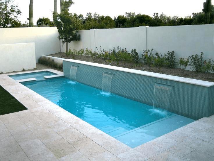thiết kế hồ bơi mini trong nhà
