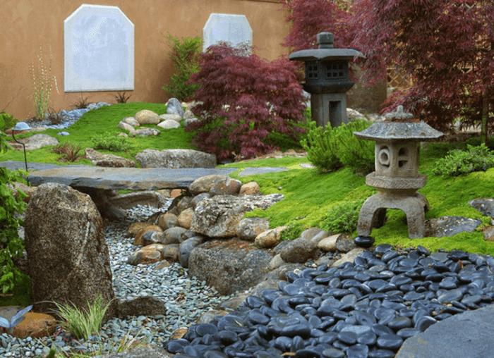 sân vườn biệt thự phong cách hiện đại