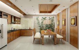4 mẫu trần thạch cao phòng bếp hiện đại ấn tượng