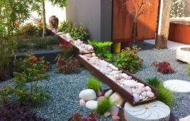 Những lưu ý khi rải sỏi đá trong sân vườn đặc biệt cần chú ý