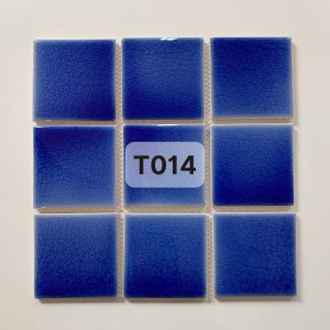 Gạch mosaic men rạn đơn màu 100×100 25