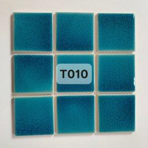 Gạch mosaic men rạn đơn màu 100×100 30