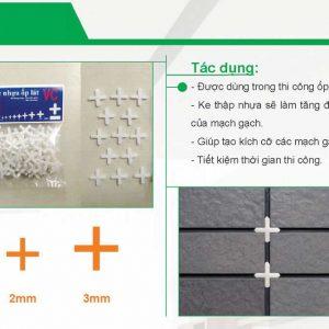 Keo dán gạch 05 – Keo nhựa ốp lát