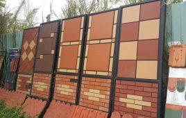 Các mẫu gạch thẻ ốp tường viglacera đẹp và báo giá mới nhất