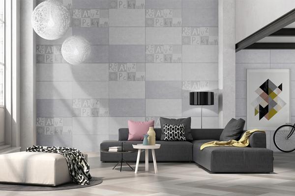 Mẫu gạch ốp tường phòng khách 40×80 rẻ, đẹp nhất hiện nay
