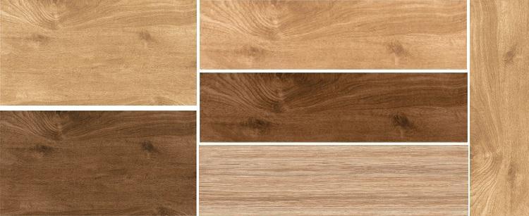 Kích thước của gạch giả gỗ
