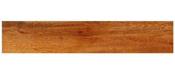Gạch thẻ giả gỗ nâu 15x80